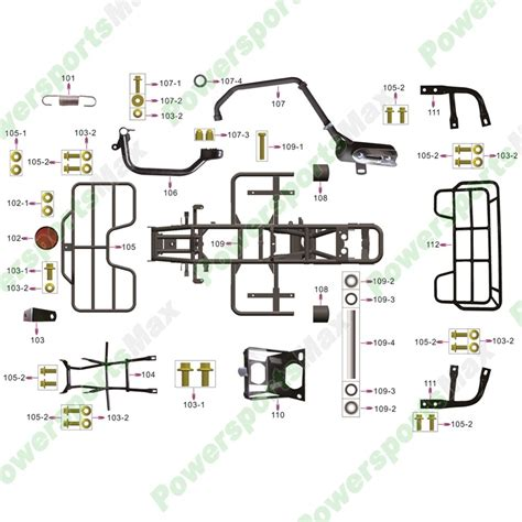 Coolster 125 Wiring Diagram by Coolster 125 Atv Wiring Diagram Techteazer