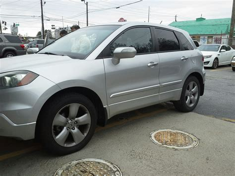 2007 Acura Rdx 4d Utility Diminished Value Car Appraisal