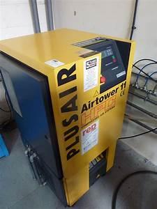 Hpc Plusair Airtower 11 Complete Compressor System