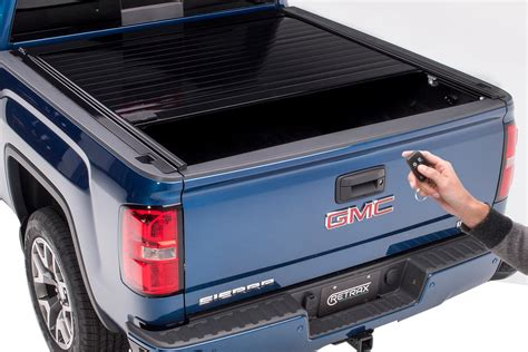 Retrax Bed Cover by 2005 2015 Toyota Tacoma Retrax Powertrax Pro Tonneau Cover