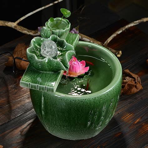 feng shui gifts for home celadon water lucky feng shui home decor gifts