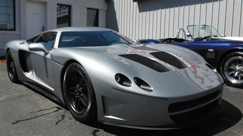 Our Custom Built Factory Five Gtm F2. One Of Worcester's