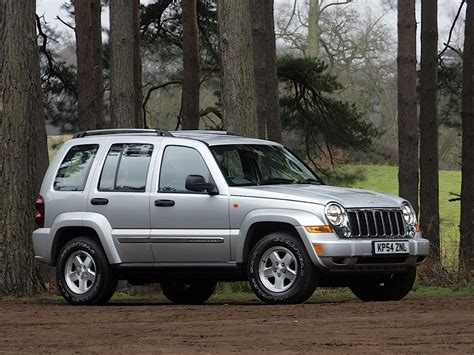 liberty jeep 2005 jeep cherokee liberty specs 2005 2006 2007 autoevolution