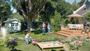 Solarkugeln Garten Obi : die hirschen planen f r obi den garten w v ~ Buech-reservation.com Haus und Dekorationen