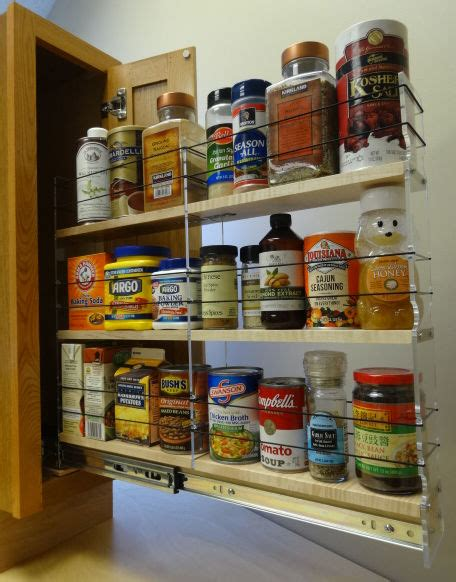 Stand Alone Spice Rack by Spice Racks Organizing Spices Spice Rack Drawer