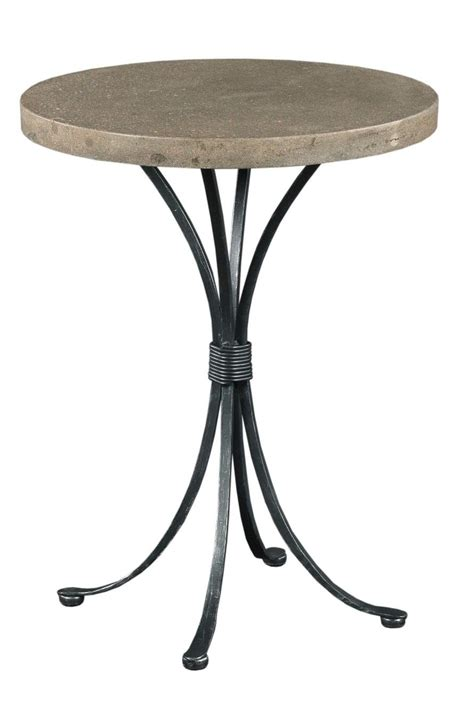 concrete top end table kincaid furniture modern classics occasional tables 69