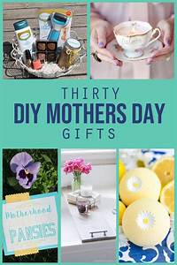 The Craft Patch: Thirty DIY Mothers Day Gifts