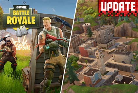fortnite map update battle royale release date patch notes here s when they re coming ps4
