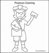 Coloring Pages Office Usps Mail Printable Helpers Colouring Mailman Community Sheets Books Template Carrier Preschool Activity Disney Bing Stamp Popular sketch template