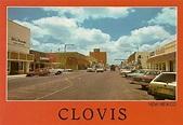 Clovis, New Mexico Main Street - Set of 50 Postcards