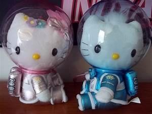 astronaut hello kitty and danny by kayta1000 on DeviantArt