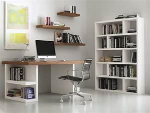 Bureau Avec étagère : bureau design achat vente de bureau pas cher ~ Preciouscoupons.com Idées de Décoration
