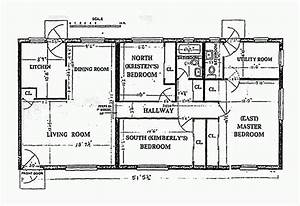 Diagrams Of 544 Castle Drive  Fort Bragg  N C