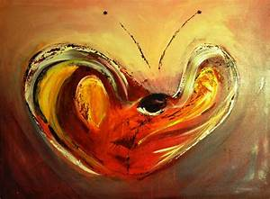 Bilder Acryl Abstrakt : bild falter spachtel acrylmalerei abstrakt von justyna gadek bei kunstnet ~ Whattoseeinmadrid.com Haus und Dekorationen