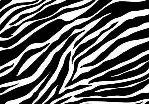 Zebra Print Background Vector - Download Free Vector Art ...