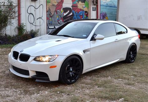 2011 Bmw M3 Coupe Dct For Sale On Bat Auctions