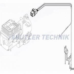 Eberspacher Hydronic 10 Heater Wiring Harness