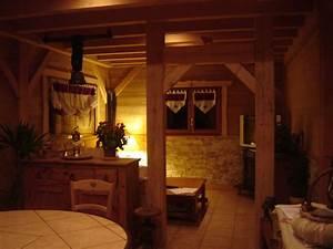 interieur chalet bois montagne tinapafreezonecom With photo interieur chalet montagne