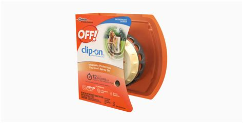 large area mosquito repellent off 174 clip on mosquito repellent off 174 repellent