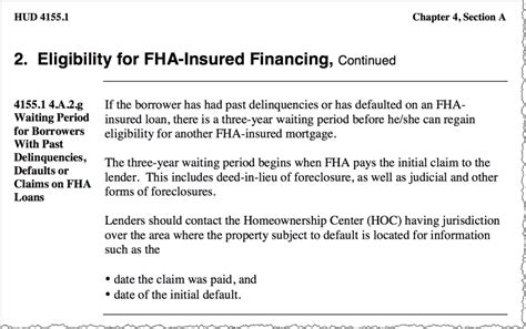 automatic fha approval  years  foreclosure find