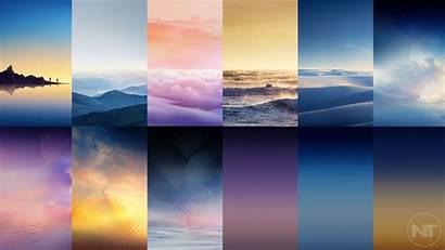 Note Galaxy Wallpapers Samsung Infinity Display Naldotech