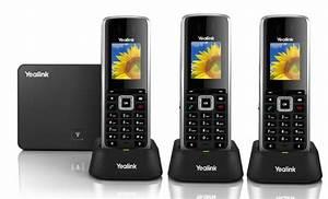 Yealink Dect Handsets W52  U0026 W56