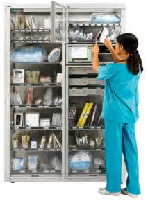software medical supply management automated hospital