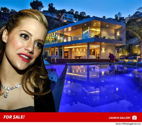 brittany murphy house address brittany murphy death house back on the market big