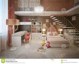 Sofa Classico by Stile Moderno Della Camera Da Letto Delle Ragazze