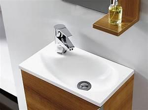 Bauhaus Gäste Wc Waschbecken : badm bel set g ste wc oporto 42cm inkl waschbecken spiegel g nstig ~ Markanthonyermac.com Haus und Dekorationen