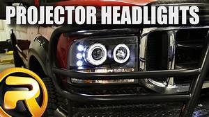 How To Install Spec-d Projector Headlights