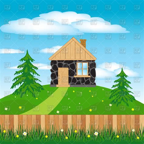 Country Clipart by Country Fence Clip Cliparts