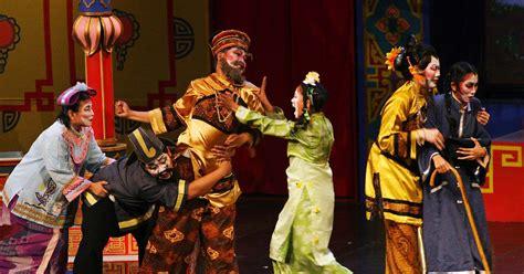 Karena musik memiliki jiwa, hati, pikiran, dan kerangka sebagai penyangga tubuh layaknya seorang manusia, pertunjukan musik sebagai salah satu budaya dari manusia yang lahir dari perasaan dan hasil. INDONESIA KU: 11 Teater Tradisional Indonesia atau Nusantara