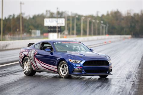 2016 Ford Cobra Jet Mustang Drag Car Debuts At Sema