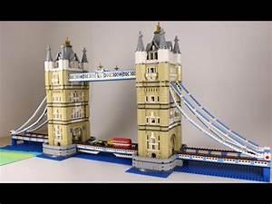 Lego Tower Bridge : lego creator expert tower bridge review auf deutsch ~ Jslefanu.com Haus und Dekorationen