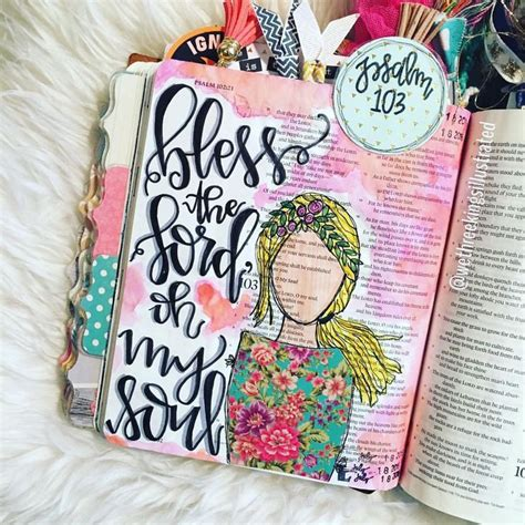 pin on bible journal
