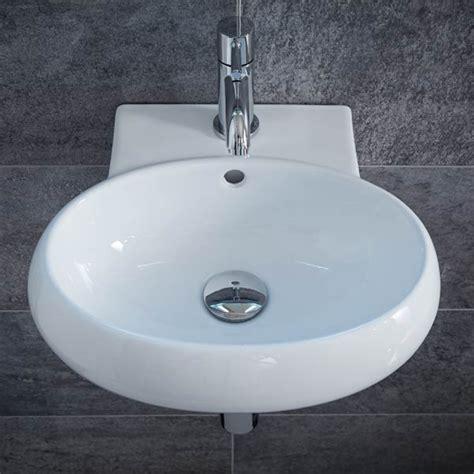 paolo wall mounted basin
