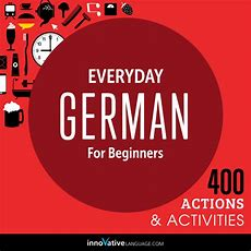 [audiobook] Everyday German For Beginners  400 Actions & Activities
