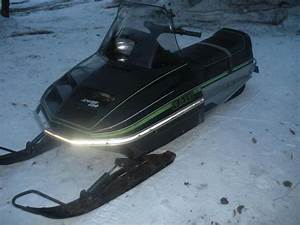 Arctic Cat Jag 3000 1979 Above Average Condition East