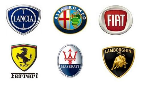 Italian Sport Company Logo by Italian Cars Are Known For Three Most Popular Sports Cars