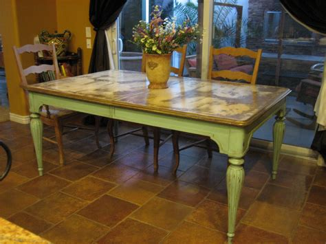 is chalk paint durable for kitchen table european paint finishes june 2010