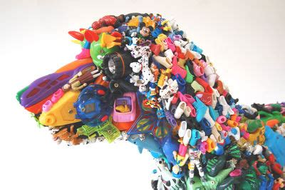 11 Artists Doing Amazing Things With Recycled Materials