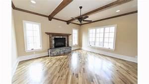 Hickory Hardwood Flooring - YouTube