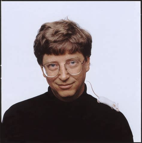 NPG x126813; Bill Gates - Portrait - National Portrait Gallery