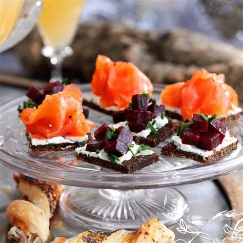 easy canape recipes uk 32 of the best canape recipes housekeeping