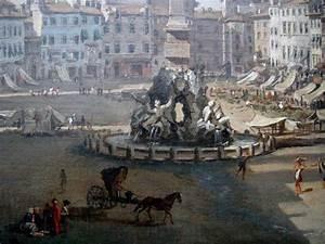 Beaux Arts De Nantes : giovanni paolo pannini 1691 1735 la place navone rome ~ Melissatoandfro.com Idées de Décoration