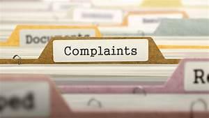 Customer Complaints