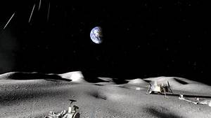 The Earth Seen From The Moon by MclatchyT on DeviantArt
