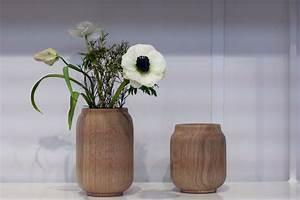 Applicata Poppy Vase : northmodern news aus liebe zum holz i holzdesignpur blog ~ Michelbontemps.com Haus und Dekorationen