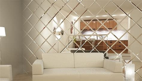 mirror walls plastic panels and tiles home interior design kitchen and bathroom designs